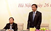 越南国家选举委员会发布第14届国会代表选举870名正式候选人名单