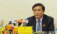 越南一些地方将提前举行国会代表选举