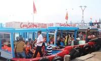 越南各地4.30及5.1假期吸引大量游客