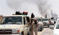 利比亚总统委员会召见法国大使抗议军事干涉行为