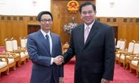 加强越泰文化旅游合作