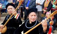 侬族独特的滩伦演唱礼仪