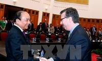 越美双边投资与贸易关系大力发展
