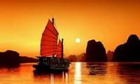 国庆期间广宁和广南两省接待的国内外游客有所增长