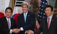 美日韩计划在纽约召开外长会谈