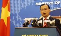 越南对朝鲜进行核试验做出反应
