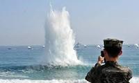 中国呼吁就朝核问题进行对话