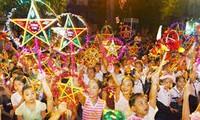越南各大城市为特困儿童举行中秋节活动