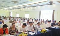 对越南老年人协会干部进行有关边境与海洋岛屿主权安全知识的培训