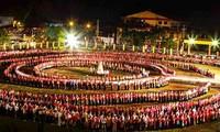 安沛省2016年芒炉旅游文化周和穆庚寨梯田旅游文化周开幕
