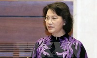 阮氏金银即将访问老柬缅三国并出席AIPA-37