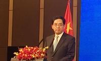 中国驻越大使馆举行招待会庆祝中国国庆67周年