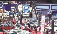第六届中国-东盟(柳州)汽车工业博览会零部件展举行