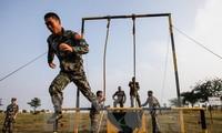 中美联合实兵演练即将举行