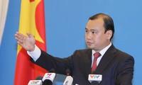越南反对中国台湾在越南长沙群岛巴平岛进行操练