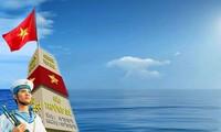 反对中国邮政发行侵犯越南对长沙群岛主权的邮票