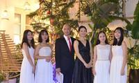 越南目前唯一演奏交响乐的竹乐团《新活力》