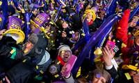世界各地人民举行多项大型活动喜迎新年