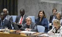 预防冲突-联合国秘书长古特雷斯在联合国安理会会议上传递的信息