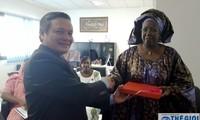 越南和塞内加尔加强经贸合作