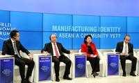 """阮春福出席""""在第四次工业革命中有效管理""""会议"""