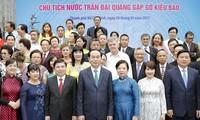 陈大光:同心协力建设日益富强的越南国家