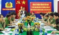 广南省保障2017 APEC各项活动安全