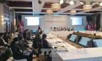 越南出席在菲律宾举行的东盟高官会