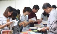 2月河内旧书展销会在文庙国子监举行