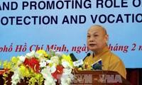 发挥各宗教在社会扶助与职业培训中的作用