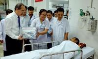 纪念2. 27越南医生节 多项活动举行