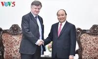 越南与法国加强航空合作