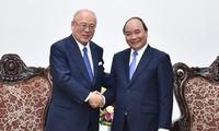 越南愿为日本高科技公司来越投资创造条件