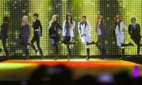 越韩流行音乐晚会即将在河内举行