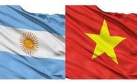 越阿贸易合作座谈会在阿根廷举行