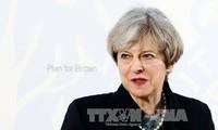英国正式启动脱欧进程
