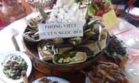 耶特阳族的传统佳肴——酸鱼