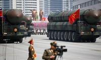 国际社会对朝鲜试射导弹做出反应