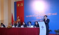 让奥林匹克精神深入越南体育部门的所有行动并推广到全社会