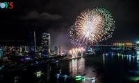 2017年岘港国际烟花节精彩纷呈