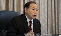 朝鲜和俄罗斯讨论朝鲜半岛紧张局势