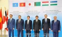 日本和中亚五国发表谴责朝鲜声明