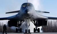 朝鲜对美国B-1B战略轰炸机飞越朝半岛上空做出反应