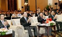 """陈大光出席""""一带一路""""国际合作高峰论坛"""