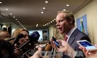 联合国安理会就朝鲜导弹试射召开紧急会议