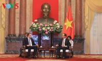 越南优先加强与俄罗斯的全面战略伙伴关系