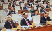 越南国会就《中小型企业扶持法(草案)》进行第二次讨论