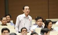 越南选民关注公共投资问题