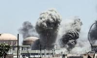 """伊拉克进攻""""伊斯兰国""""夺回摩苏尔古城"""