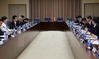 第18次中日商务部副部长级定期磋商举行
